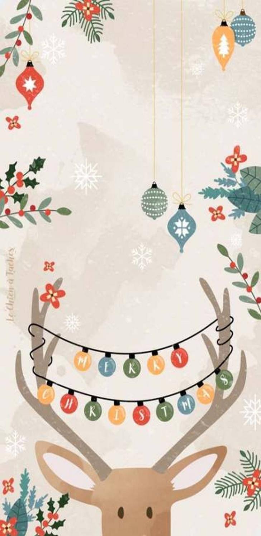 Cute Phone Wallpapers Christmas