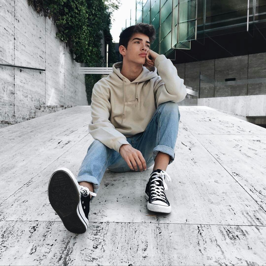 Instagram Posen Männer