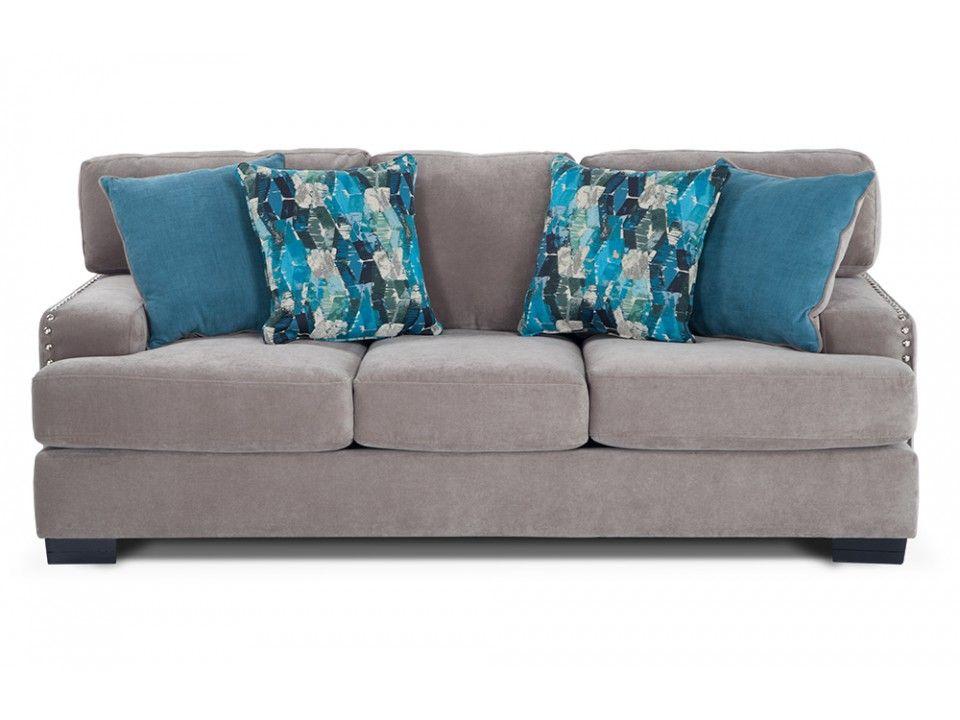 Pamela Sofa  Sofas  Living Room  Bob's Discount Furniture Amazing Discount Living Room Sets Inspiration Design