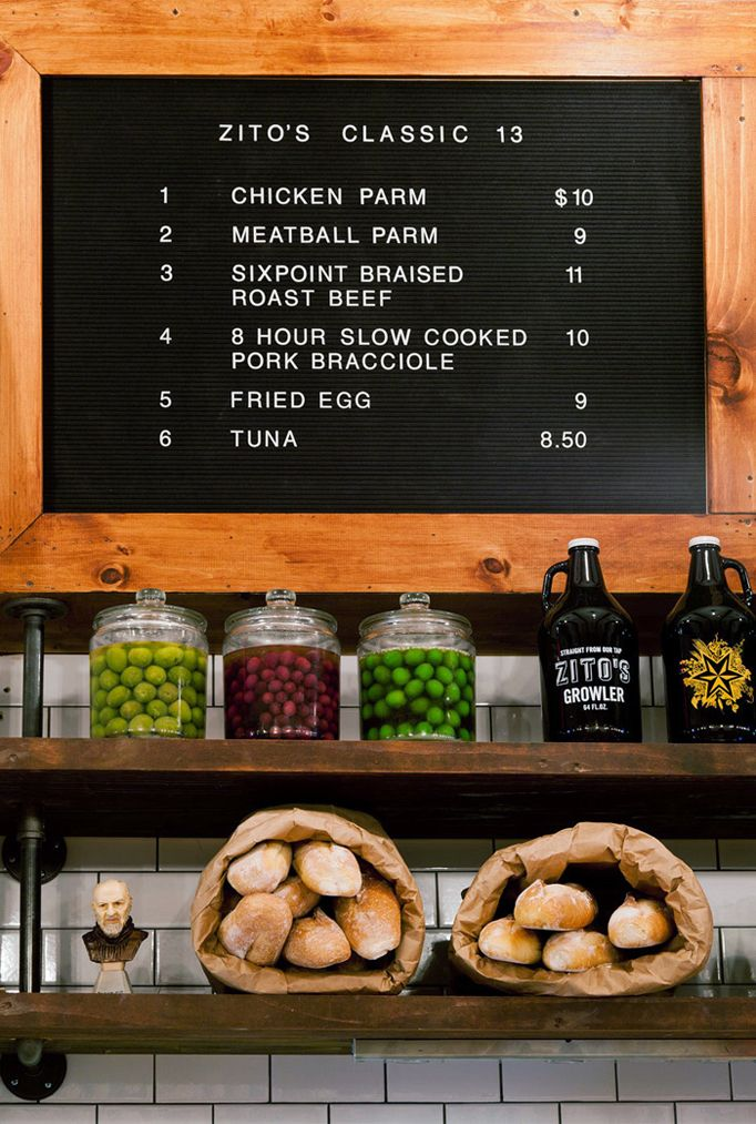 Deli spaces, great way to design spaces (With images