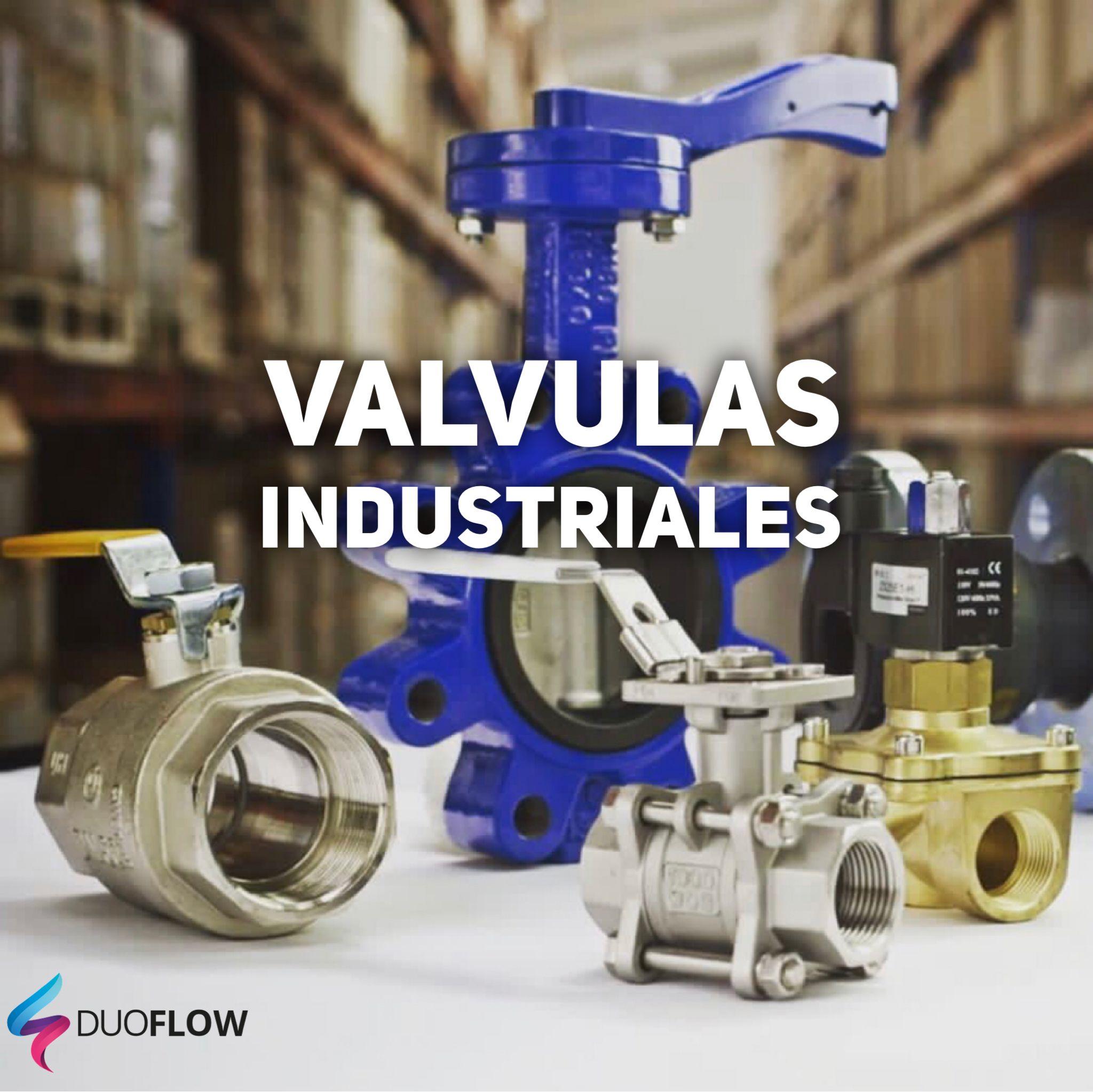 Valvulas industriales argentina
