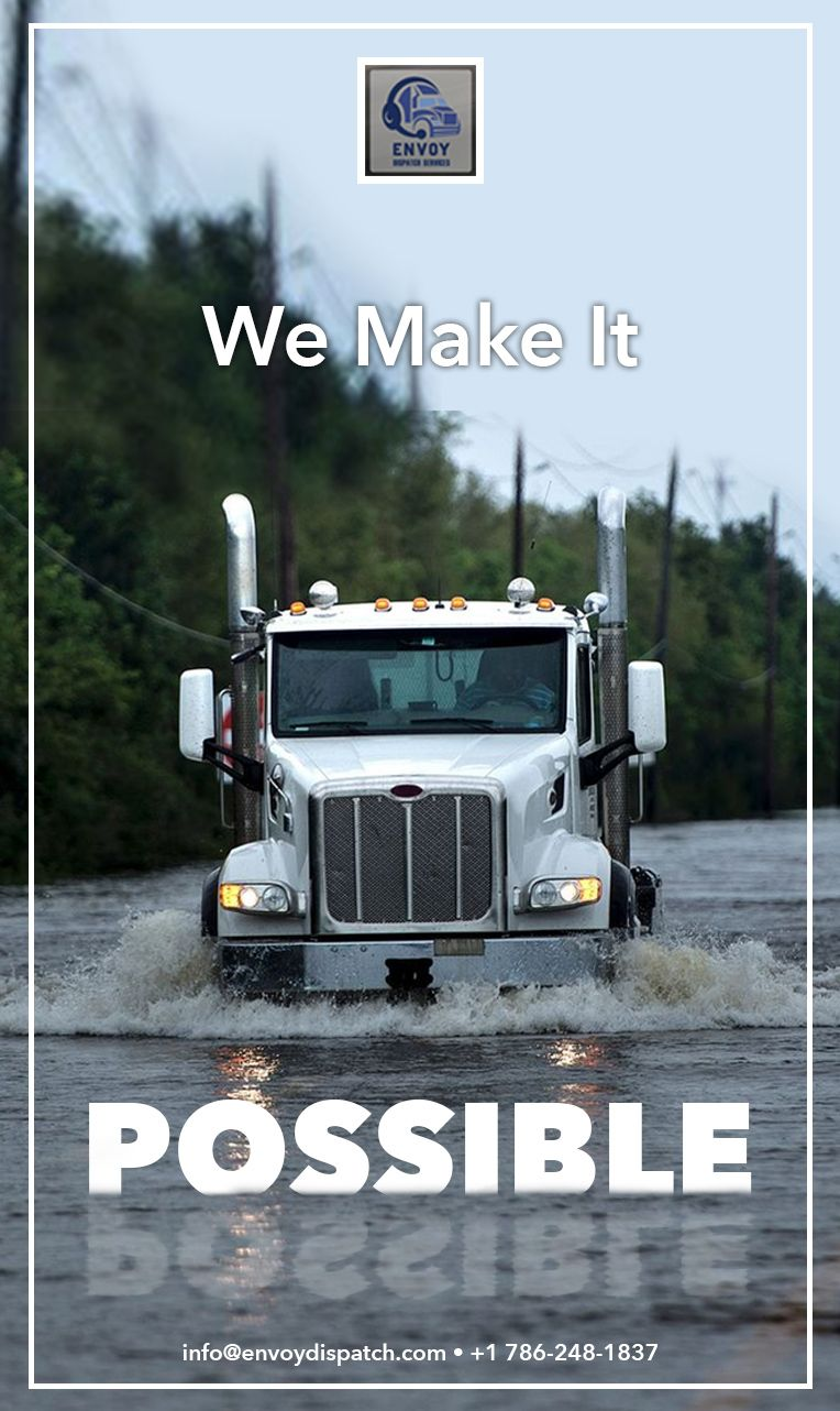 We help you save time and money with our professional truck