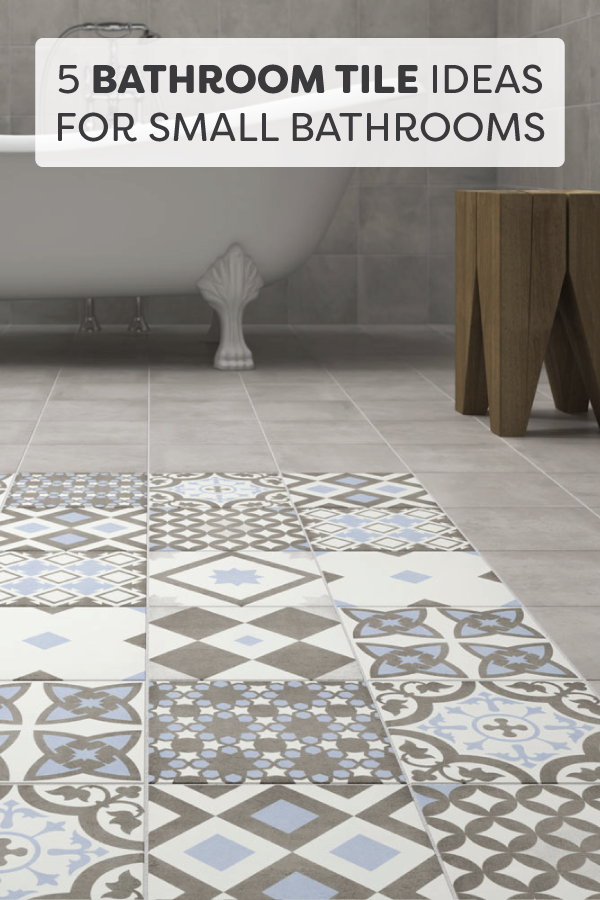 Looking For The Perfect Tiles For Your Small Bathroom Bring Your