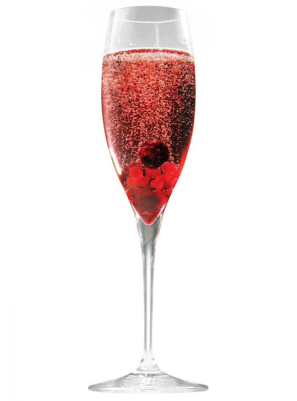 Kir Royale Ingredients 1 Ounce L Heritier Guyot Creme De Cassis 5 Ounces Domaine Carneros Brut Or Other Dry Red Champagne Dry Sparkling Champagne Cocktail
