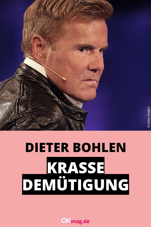 Dieter Bohlen Krasse Demutigung In 2021 Dieter Bohlen Bohlen Dsds