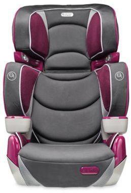 Evenflo Rightfittm Booster Car Seat In Hollyhock Mobilya