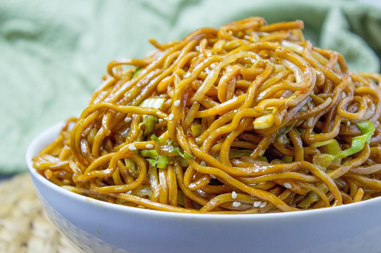 Classic chinese chow mein with authentic ingredients and easy classic chinese chow mein with authentic ingredients and easy ingredient swaps to make this a pantry forumfinder Images