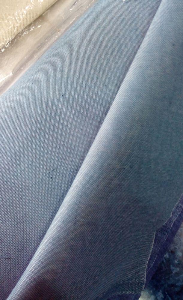 домоткане полотно блакитного (під джинс) кольору (Арт. 01625 ... cefcc8c94e56b
