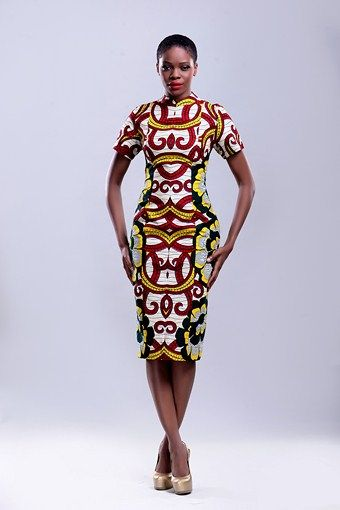 Patterns for African Attire