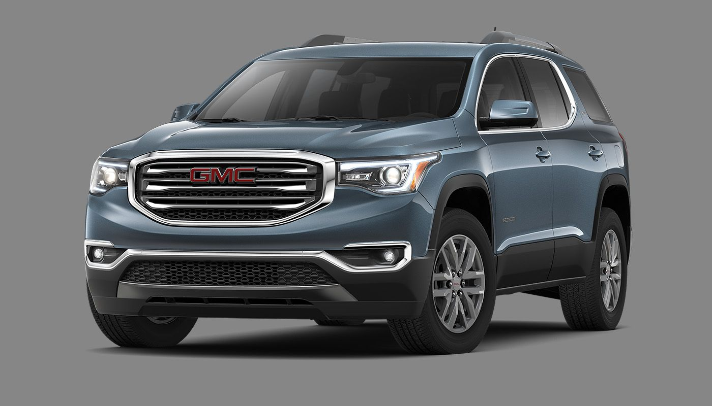 The Gmc Acadia Is No Doubt An Excellent Option For Commuters And