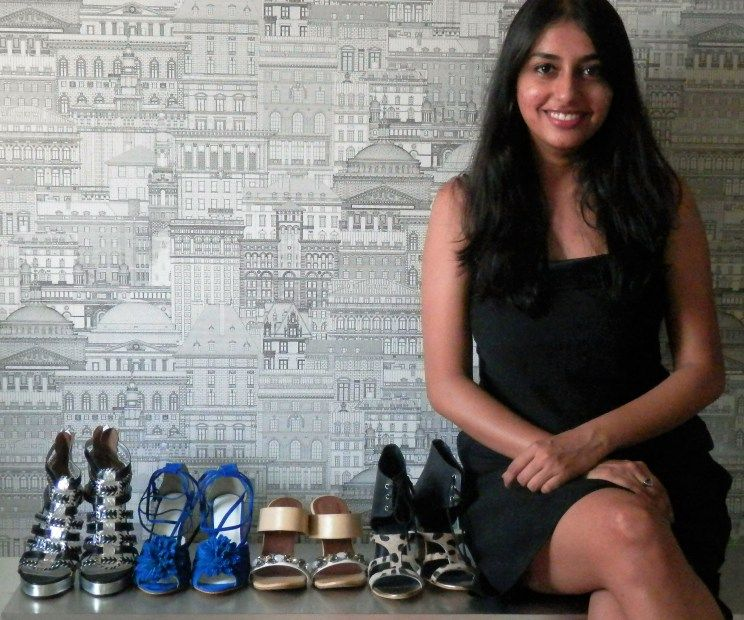 Shoe Designer Devika Bharadwaj Featured In Violet Street S List Of Young Indian Fashion Designers To Watch Out Indian Fashion Designers Indian Fashion Fashion