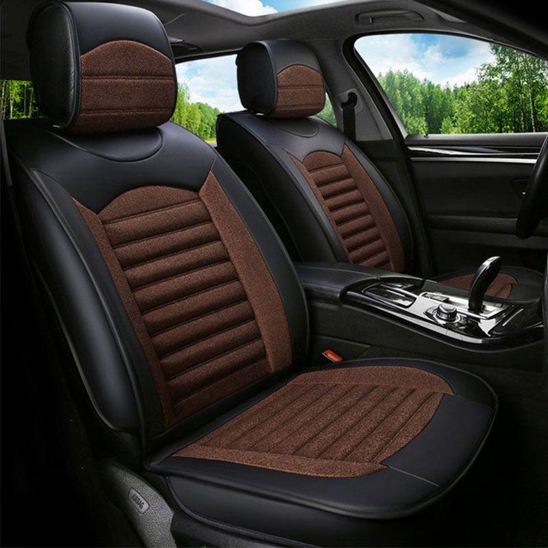 Fantastic Universal Car Seat Cover Seats Covers For Toyota Prado 120 Machost Co Dining Chair Design Ideas Machostcouk