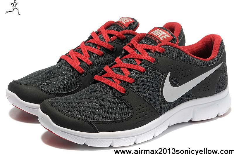 Nike Air Max 2013 Mens Store Running Shoes Black/Grey/Red