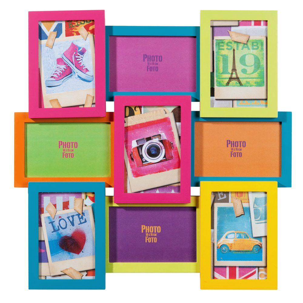 Marco 9 vistas relieve Multico | Deco | Pinterest | Colección de ...
