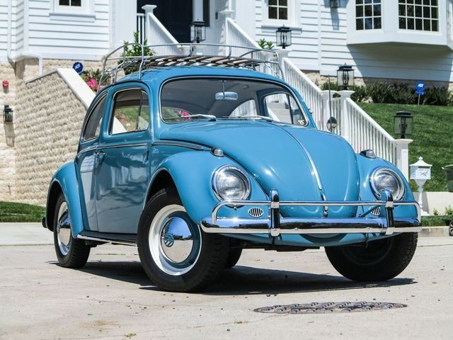 1963 Volkswagen Beetle for Sale