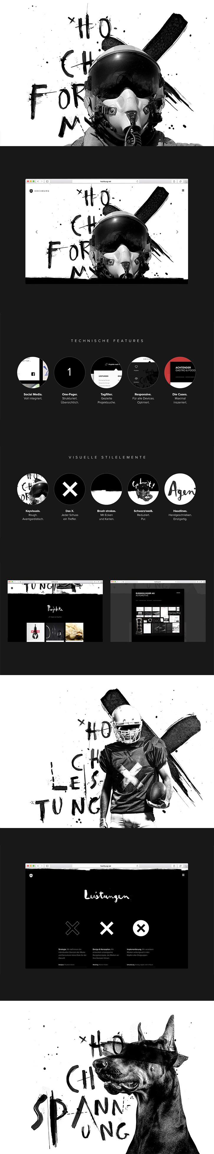 #webdesign #black #white #photography