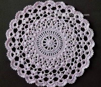 14 Free Crochet Doily Patterns For Beginners Knitting