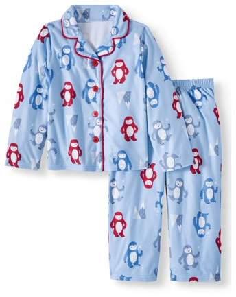 Toast   Jammies Holiday Family Sleep Yeti Notch Collar Pajamas 100600dc6
