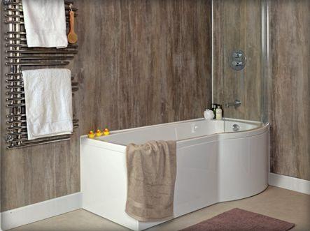 Shower Bath Small Bathroom Ideas Pinterest Ceiling Panels. Aqua Panels For Bathrooms   Home Design