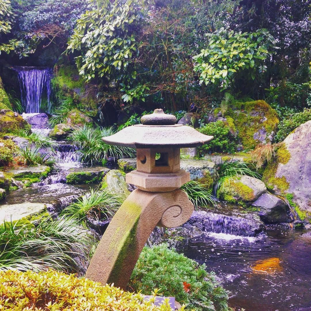 Japanese garden. #garden #japanesegardens #玉造温泉 ...