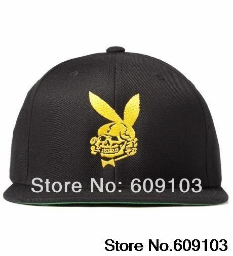 d0872552478 1pcs lot Free Shipping Fashion Street Fuct Death Bunny Snapback Baseball  cap hats 2 colors mix order  9.99