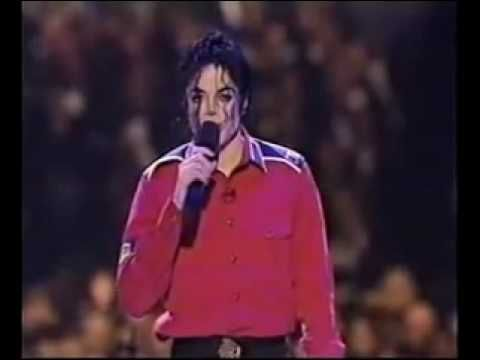 757b2f308b Michael Jackson - Gone Too Soon (Clinton Inaugural Gala - Jan 93) - YouTube
