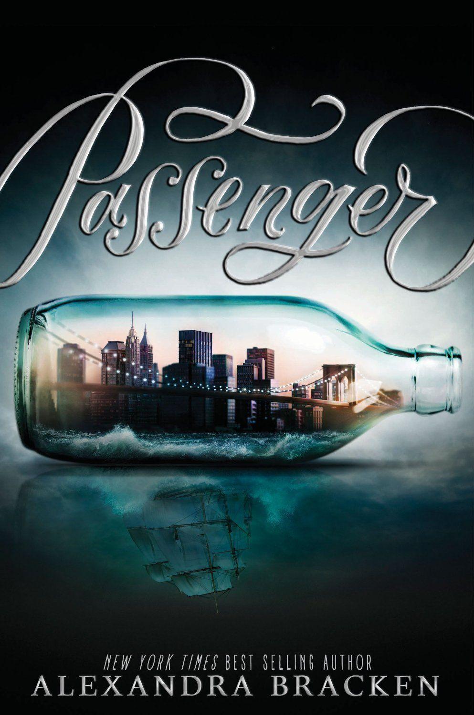 Recommendation Tuesday: Passenger by Alexandra Bracken  http://cleareyesfullshelves.com/blog/recommendation-tuesday-passenger-by-alexandra-bracken