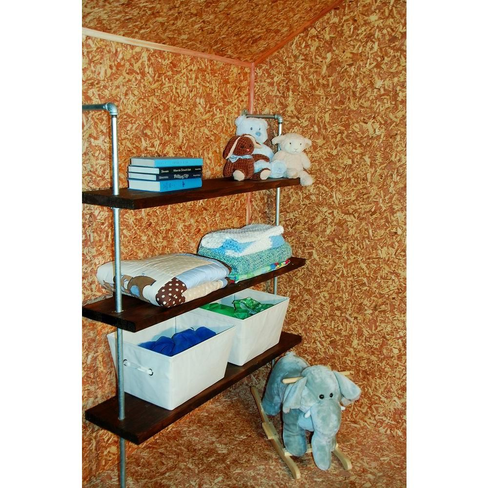 CedarSafe Aromatic Eastern Red Cedar Flake Board Closet Liner Panels  Project Pak, 21.3 Sq. Ft. 4051   The Home Depot