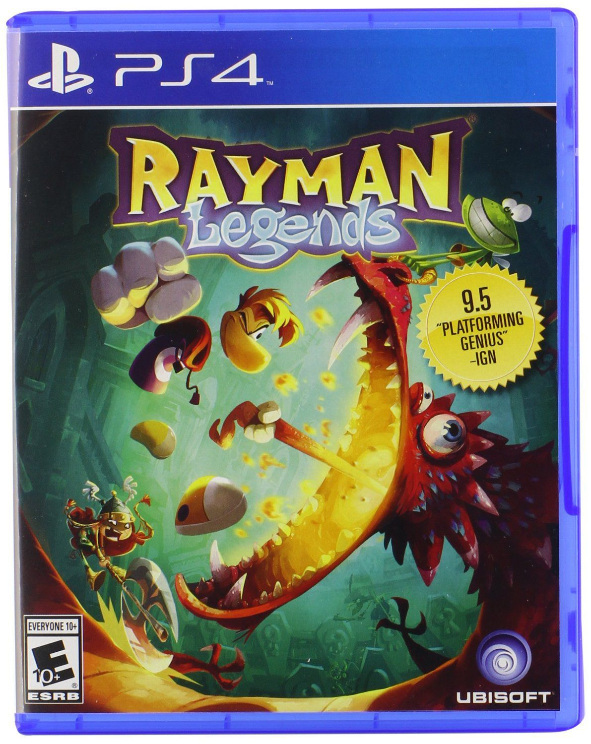 The 10 Best PlayStation 4 Kids' Games of 2020 Rayman