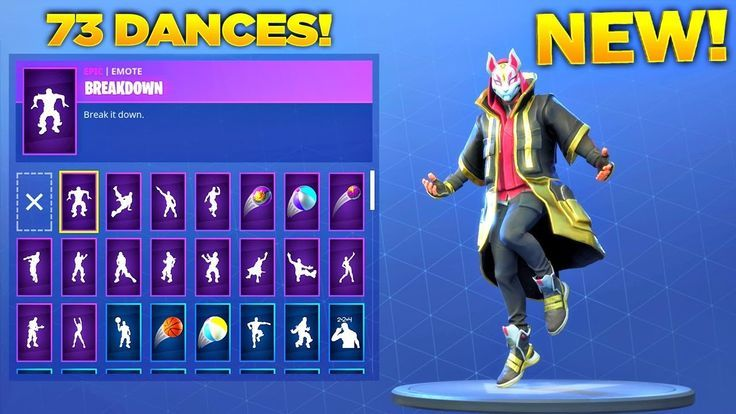 * NEW * PEN 4 DRIFT SKIN SHOWCASE WITH ALL 73 FORTUNE