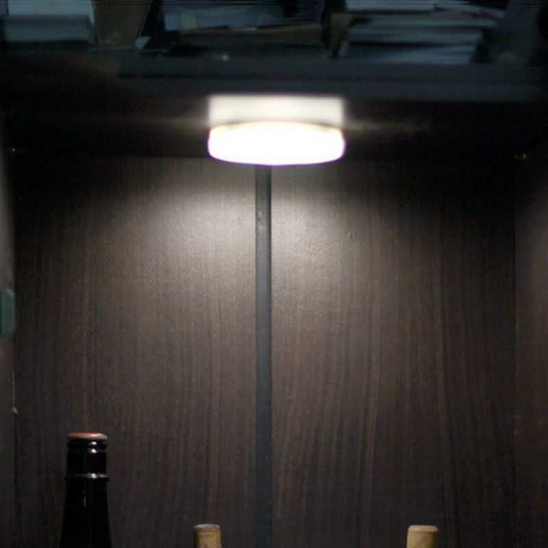 Universe Of Goods Buy 6 Led Pir Motion Sensor Activated Night Light Closet Corridor Cabinet Induction Lamp Magneti Led Night Light Magnetic Wall Wall Lights