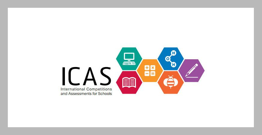 Mathematics, English, Science ICAS papers and Chemistry Quiz