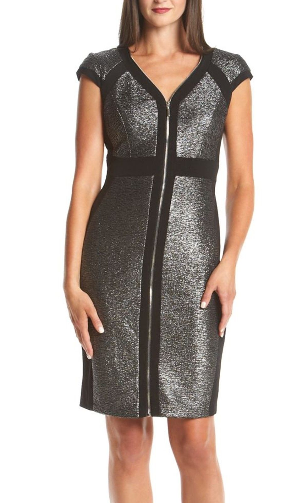 The perfect dress for a night out jax exposed zipper black sheath the perfect dress for a night out jax exposed zipper black sheath dress ombrellifo Gallery