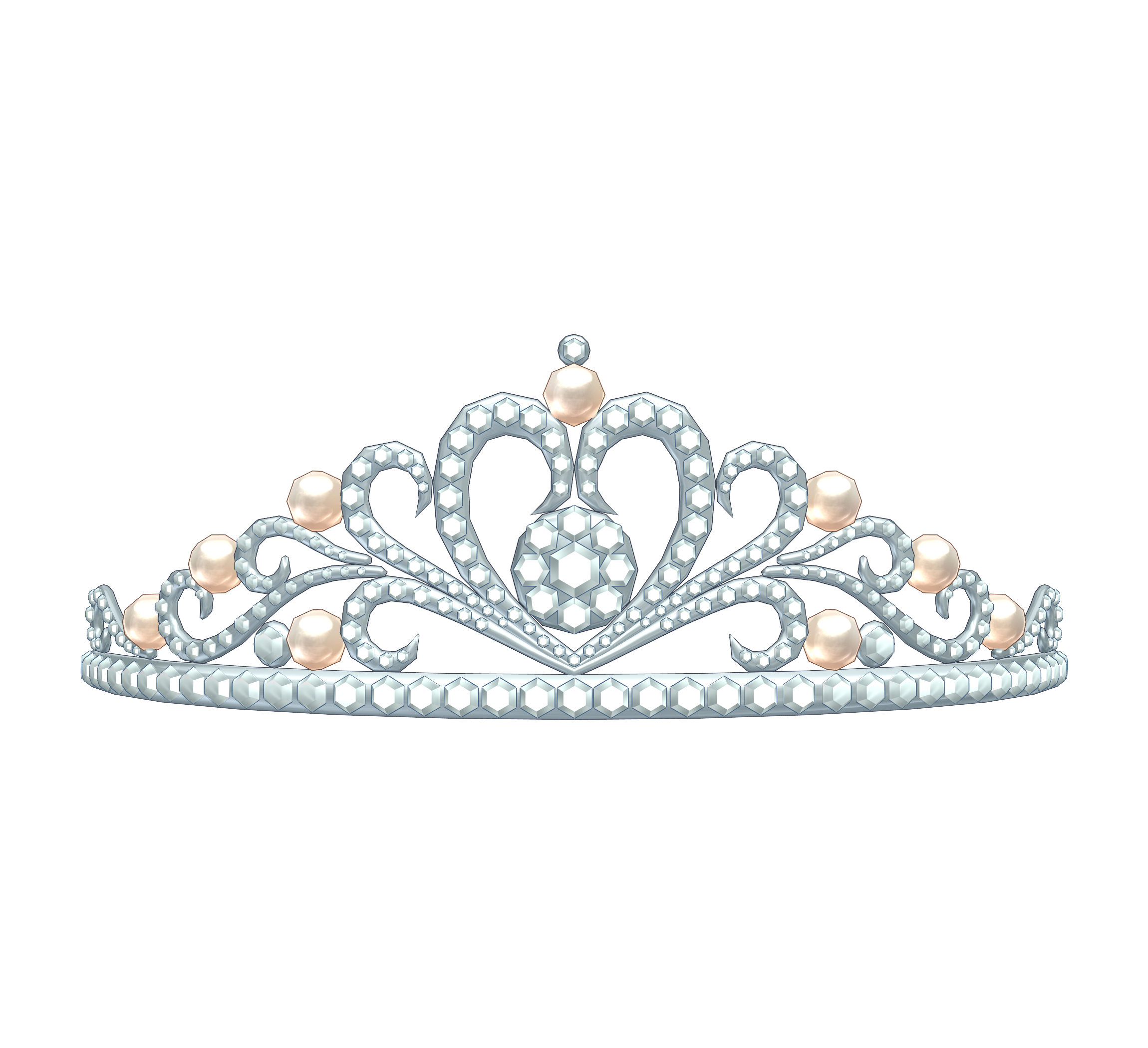 Silver Princess Crown Png Crown Clip Art Jewelry For Her Crown Png