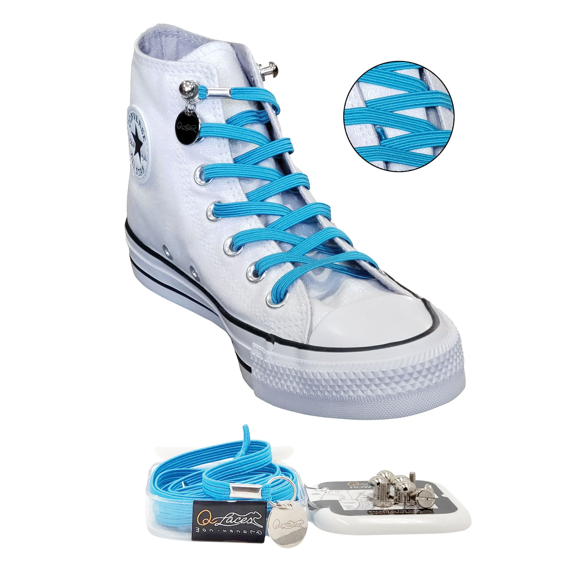 how long are shoelaces for converse high tops