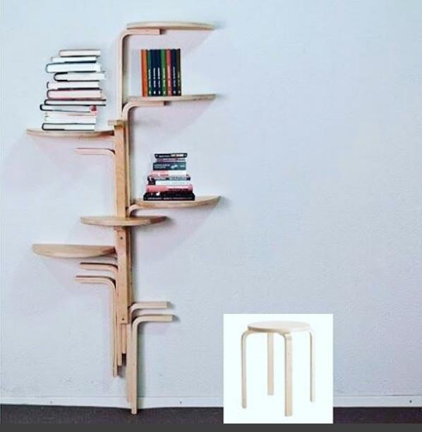 Los 17 mejores IKEA hacks que hemos visto en Instagram