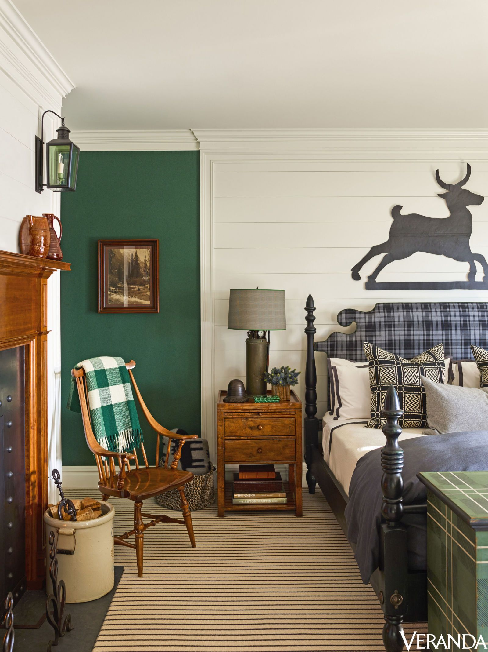 tour a utah ski house with playful all american style mountain