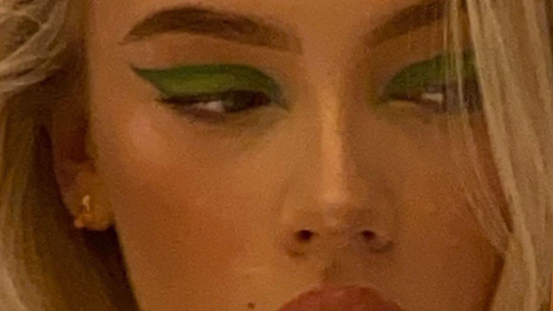 makeup pretty