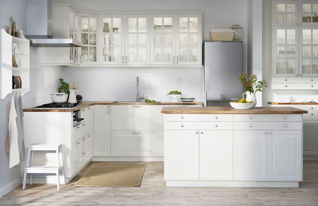 Cuisine Ikea Metod : les nouveautés en avant-première | weiße Küchen ...