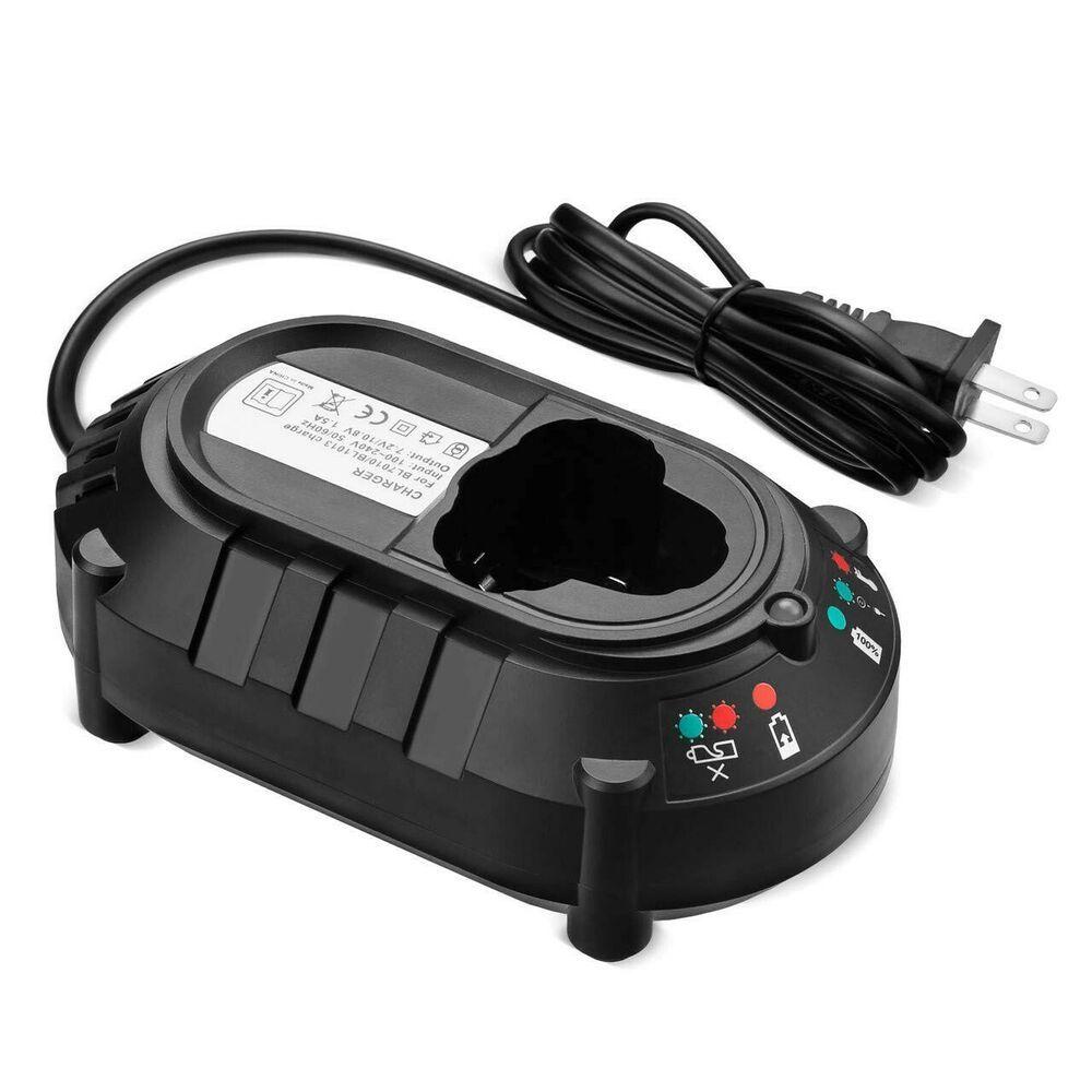 New Battery Charger 10 8v 12v Li Ion For Makita Bl1013 Bl1014