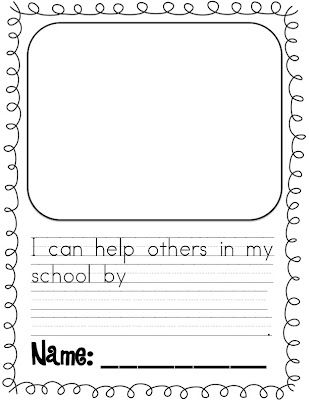 kindergarten writing lesson plans
