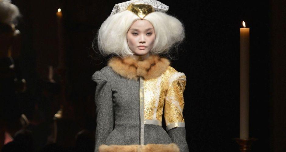 Thom Browne's religious awakening at New York Fashion Week
