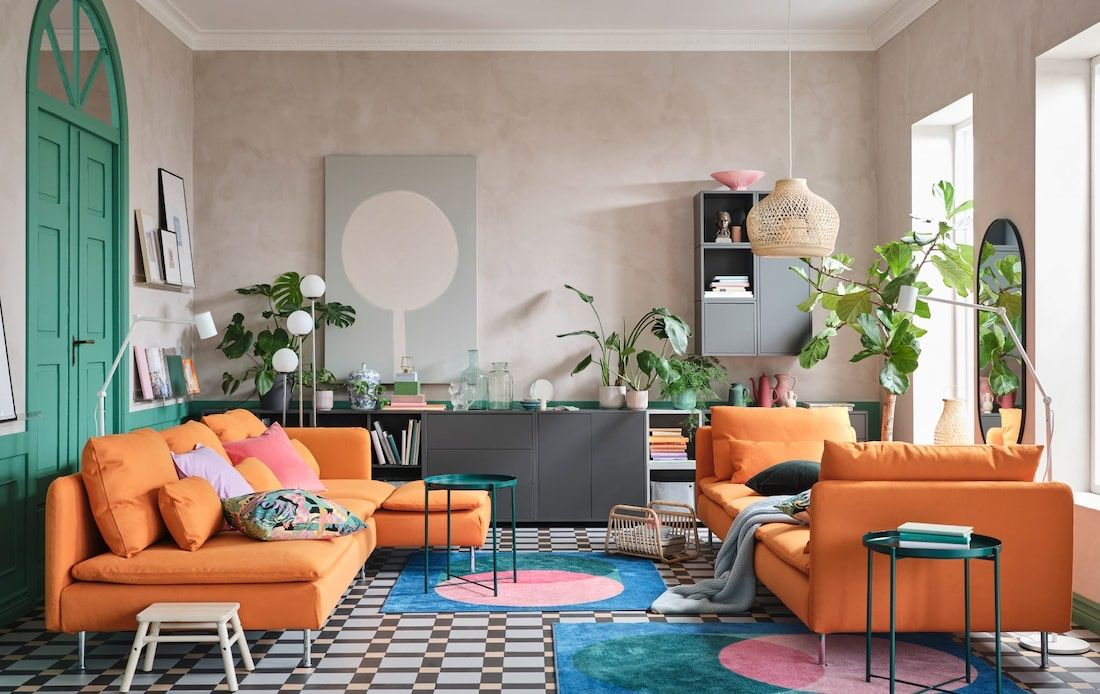 Not Negative Just Different On Twitter Ikea Living Room Living Room Inspiration Flexible Furniture