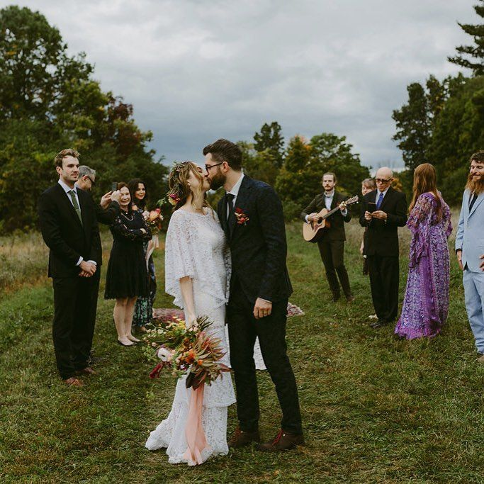 Not Having To Skimp On The Details Means Your Wedding May Actually Turn Out Like That Secret Pinterest Board Tiny Wedding Small Intimate Wedding Small Wedding