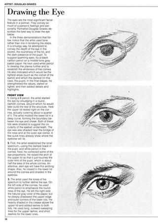 Issuu pencil drawing techniques by david lewis by eric