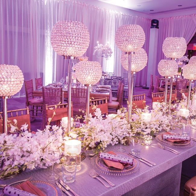 Wedding Reception Décor Unique Centerpieces For Your Day