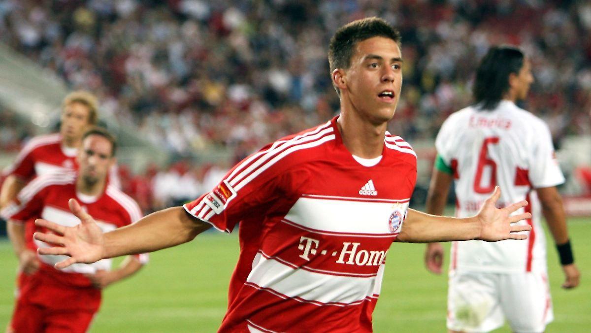 Wechsel Im Winter Sandro Wagner Will Zum Fc Bayern Sports