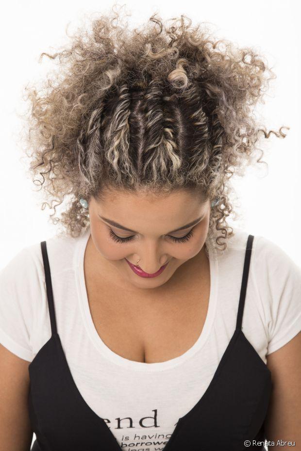Cacheados e crespos: 7 penteados para driblar o bad hair ...
