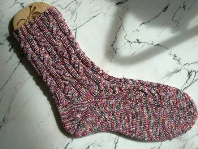 Socken \'Rattlesnake\' und andere Muster | Надо попробовать ...