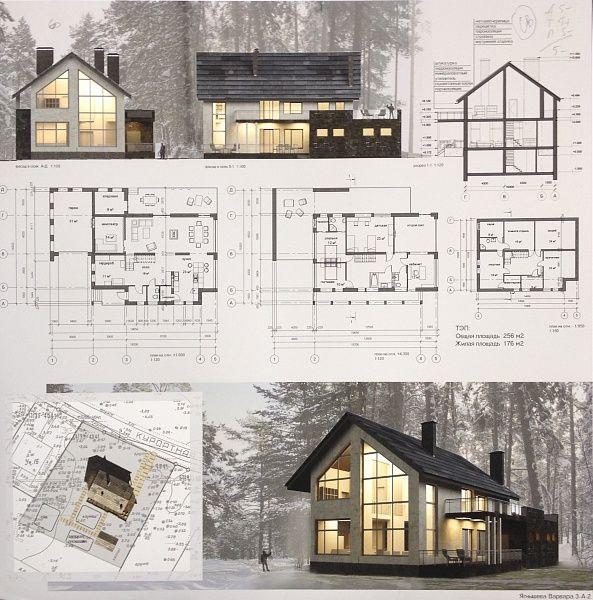 2015 for Planimetrie in stile cottage